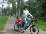 Продам электро - велосипед