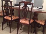 Стулья и стол