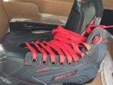 Продам хоккейные коньки bauer vapor X500LE, бу