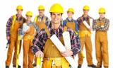 Для постоянной работы требуются бригады строителей.