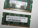 Память для ноутбука DDR2 - 4Gb